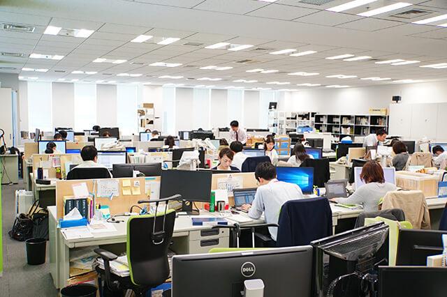 オフィス紹介1